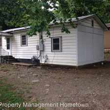 Rental info for 804 ILLINOIS in the Hot Springs area