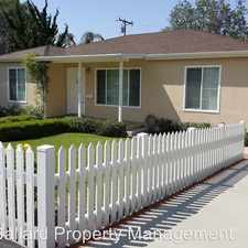 Rental info for 3128 Altura Ave in the La Crescenta-Montrose area