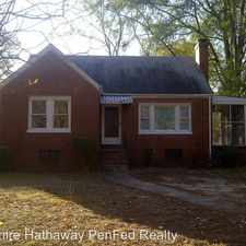 Rental info for 1054 Leicester Road