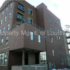 Rental info for 1BD/1BA Condo in the Central Business District area