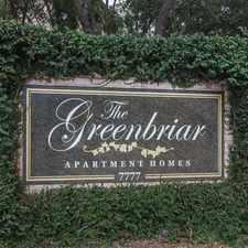 Rental info for Greenbriar Park in the University Place area