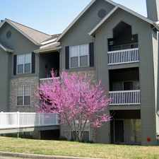 Rental info for Olympus Chenal Valley