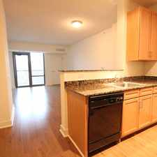 Rental info for W Polk St & S Clark St in the South Loop area