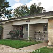 Rental info for 3601 Choctaw Dr