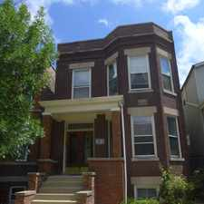 Rental info for 4041 N. Oakley Apt. 1 in the Chicago area