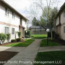 Rental info for 3102 Bluff Ave SE #8
