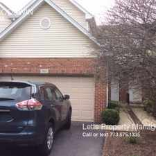 Rental info for 561 GOODWIN in the Bolingbrook area