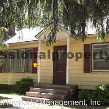 Rental info for 1417 S 3rd St W