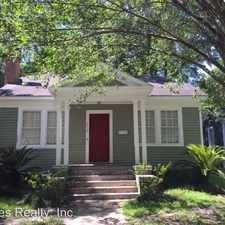 Rental info for 1412 Church Street