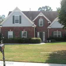 Rental info for 3306 Hidden Brook Circle in the Liberty Highlands area