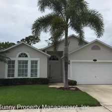 Rental info for 1950 Canopy Dr