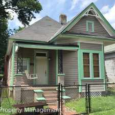 Rental info for 1225 Grove Street in the Montgomery area