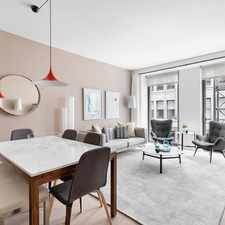 Rental info for West 21st Street & 5th Avenue