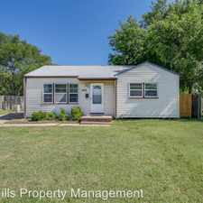 Rental info for 2422 W. Dallas