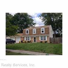 Rental info for 3640 Walnut Hill Rd. in the Virginia Beach area