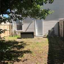 Rental info for 2839 Eric Court in the Chesapeake area