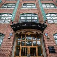 Rental info for Lofts at Kendall Square