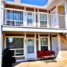Rental info for *** FULLY RENOVATED 2 BDRM CARRIAGE-STYLE CONDO IN SKYRATTLER *** in the Skyrattler area