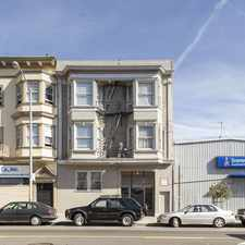 Rental info for 2023 FOLSOM Apartments in the Mission District area
