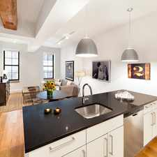 Rental info for Water St in the DUMBO area