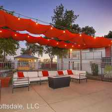 Rental info for 8750 E McDowell Rd in the Scottsdale area