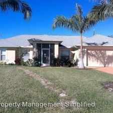 Rental info for 2210 SW 19th Place
