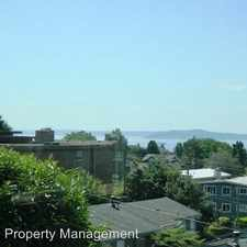 Rental info for 901 W Howe St - B in the West Queen Anne area