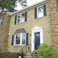 Rental info for 1033 N GEORGE MASON DR in the Bluemont area