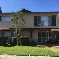 Rental info for 12605 Kensington Lane - 3 in the Garden Grove area