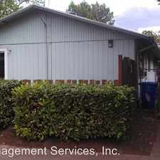 Rental info for 5324-5326 NE 14th Place in the Vernon area