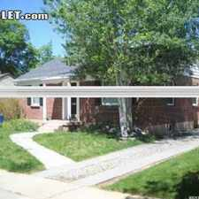 Rental info for $1995 4 bedroom House in Salt Lake County Millcreek in the East Bench area