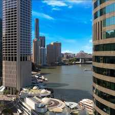 Rental info for SPECTACULAR VIEWS NOT TO BE MISSED! in the Brisbane City area