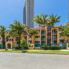 Rental info for Lovely 1 bedroom Unit In The Heart Of Broadbeach in the Broadbeach area