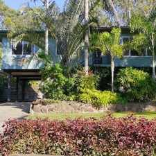 Rental info for LARGE 3 BEDROOM HIGH-SET in the Goodna area