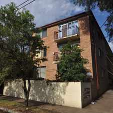 Rental info for Modern Apartment, Perfect Location in the Haberfield area