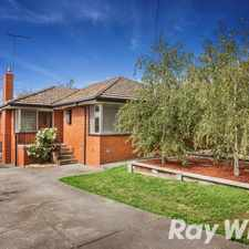 Rental info for GREAT FAMILY HOME IN A PREMIUM POSITION in the Rosanna area