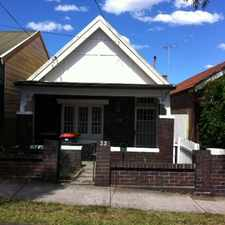 Rental info for Spacious 2 bedroom House in the Dulwich Hill area