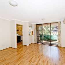 Rental info for Spacious 2 Bedroom Apartment With Lock Up Garage