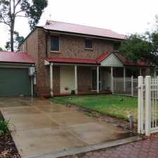 Rental info for Secure, tranquil living! in the Oakden area