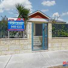 Rental info for HUGE 3x2 in GREAT LOCATION! in the Perth area
