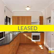 Rental info for NOW LEASED! SECURE & SATISFYING!