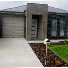 Rental info for 3 Bedroom, Pets Negotoiable in the Adelaide area