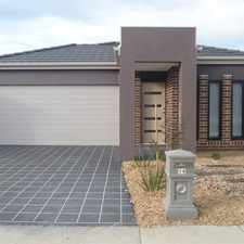 Rental info for 3 BEDROOM HOME IN MERNDA VILLAGES!