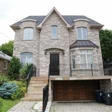 Rental info for 222 Florence Avenue in the Vaughan area