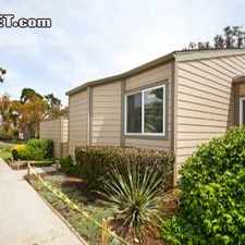 Rental info for Three Bedroom In Northern San Diego in the San Diego area