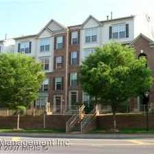 Rental info for 10369 Sager Ave #301 in the Fairfax area