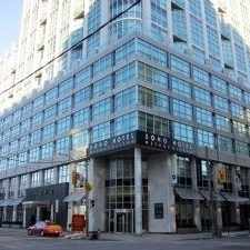 Rental info for Wellington St W & Blue Jays Way in the Waterfront Communities-The Island area