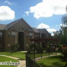 Rental info for 9955 Buffalo Speedway # 1437 in the Houston area