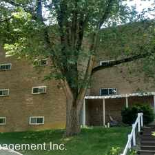 Rental info for 634 SOUTHCREST DRIVE - 8 in the Brookline area