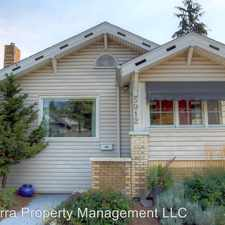 Rental info for 5912 8th Ave NE in the Roosevelt area